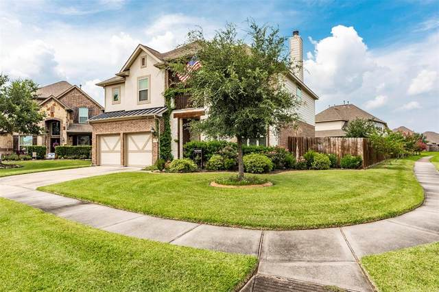 289 Clearwood Drive, League City, TX 77573 (MLS #77342023) :: The SOLD by George Team