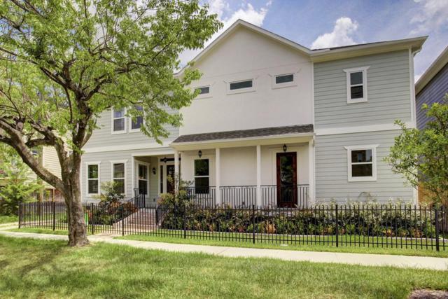410 W 16th Street, Houston, TX 77008 (MLS #77343895) :: Krueger Real Estate