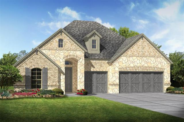 8025 Serenity Drive, Pearland, TX 77581 (MLS #77346540) :: The Heyl Group at Keller Williams