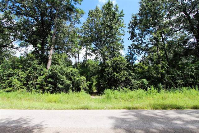 00000 Peach Creek Drive, New Caney, TX 77357 (MLS #77346656) :: The SOLD by George Team
