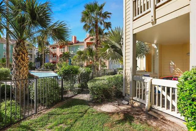 7000 Seawall Boulevard #714, Galveston, TX 77551 (MLS #77347315) :: Lerner Realty Solutions