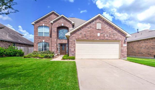8222 Hardy Elm Street, Spring, TX 77379 (MLS #77366604) :: The SOLD by George Team