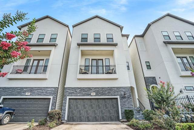 1631 W 23rd Street, Houston, TX 77008 (MLS #77366690) :: The SOLD by George Team