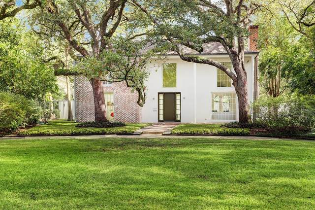 2207 Stanmore Drive, Houston, TX 77019 (MLS #77376628) :: The Bly Team