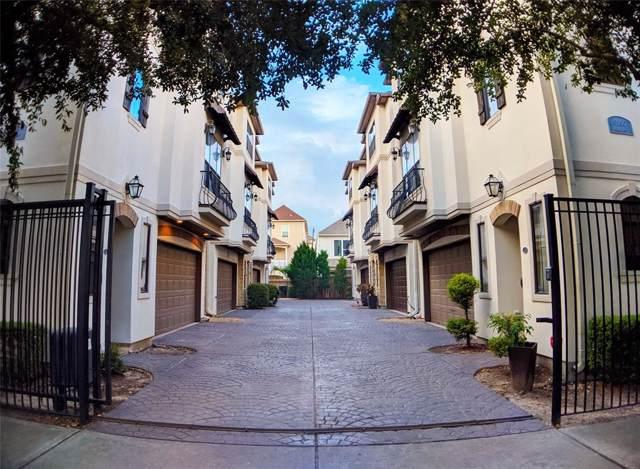 5950 Kiam Street C, Houston, TX 77007 (MLS #77379323) :: The Home Branch