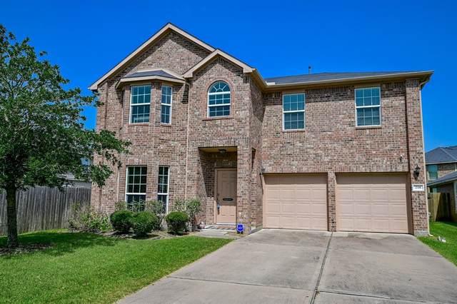 218 Silver Ripple Drive, Rosenberg, TX 77469 (MLS #77385744) :: The Wendy Sherman Team