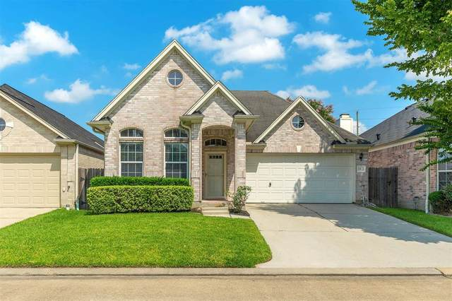 15955 Cottage Ivy Circle, Tomball, TX 77377 (MLS #7738612) :: The Heyl Group at Keller Williams