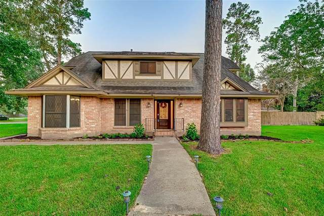 2210 Roman Forest Boulevard, New Caney, TX 77357 (MLS #77388357) :: The Wendy Sherman Team