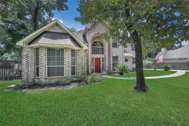 5707 Lotus Lane, Magnolia, TX 77354 (MLS #77391452) :: Connect Realty