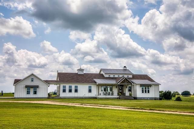 3262 Fm 2502 Road, Burton, TX 77835 (MLS #77402990) :: My BCS Home Real Estate Group