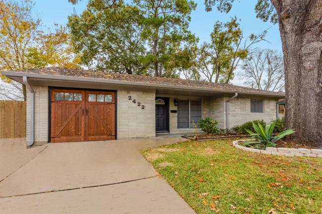 2422 Stonecrest Drive, Houston, TX 77018 (MLS #77414732) :: The Bly Team