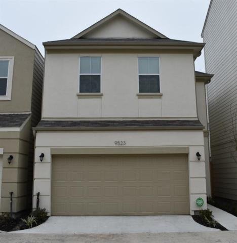 9523 Cedarpost Square, Houston, TX 77055 (MLS #77417877) :: Texas Home Shop Realty