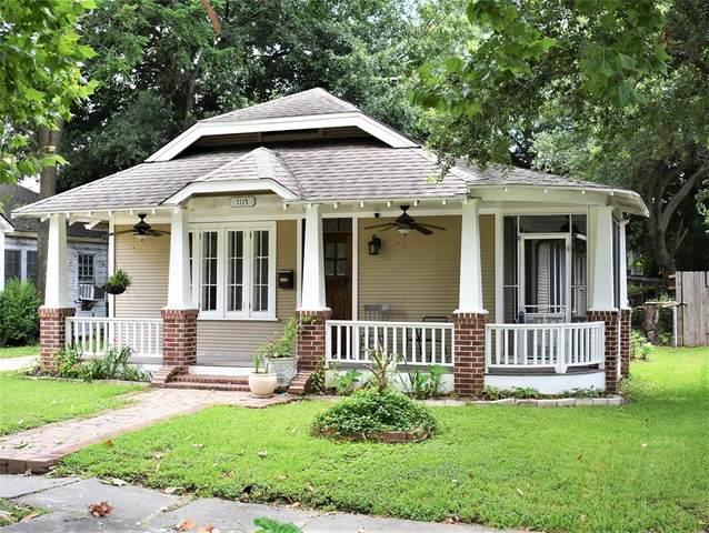 1115 Alexander Street, Houston, TX 77008 (MLS #77430102) :: The SOLD by George Team