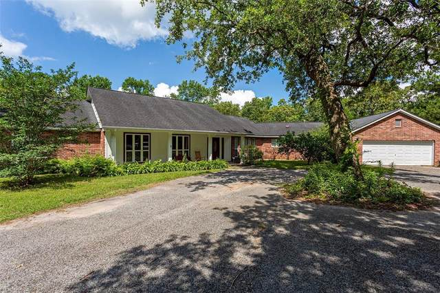 1790 Apache Drive, Montgomery, TX 77316 (MLS #77437697) :: The SOLD by George Team