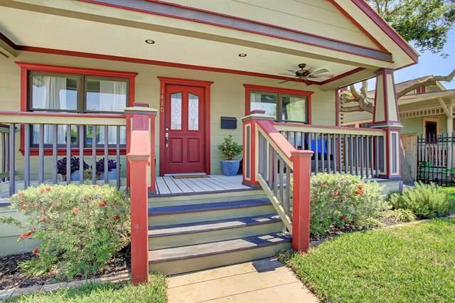 1430 Studewood Street, Houston, TX 77008 (MLS #77453261) :: Texas Home Shop Realty