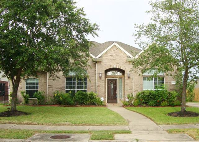 2607 Sunrise Harbor Lane, Pearland, TX 77584 (MLS #7745497) :: Texas Home Shop Realty