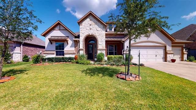 8907 Wandering Willow Drive, Richmond, TX 77406 (MLS #77455991) :: The Wendy Sherman Team