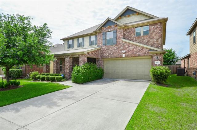 16547 Lanesborough Drive, Houston, TX 77084 (MLS #77482825) :: The Parodi Team at Realty Associates