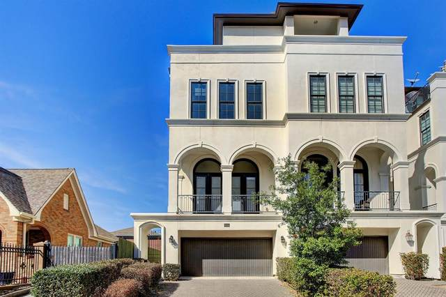 316 W Clay Street, Houston, TX 77019 (MLS #77487171) :: The Freund Group