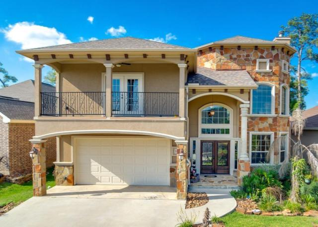 12329 Pebble View Drive, Conroe, TX 77304 (MLS #77489354) :: Giorgi Real Estate Group