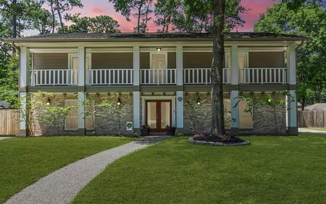 8110 Bent Oak Lane, Spring, TX 77379 (MLS #77492306) :: Caskey Realty