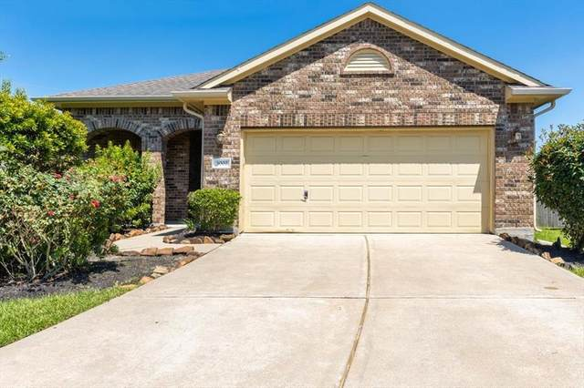 3002 Trail Creek Court, Pearland, TX 77584 (MLS #77522698) :: The Bly Team