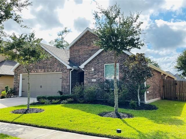 6611 Hunters Creek Lane, Baytown, TX 77521 (MLS #77524317) :: Connect Realty