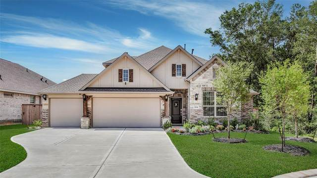 3304 Rolling View Court, Conroe, TX 77301 (MLS #77538324) :: The Wendy Sherman Team