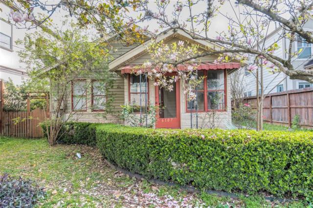 6107 Maxie Street, Houston, TX 77007 (MLS #77541201) :: Texas Home Shop Realty