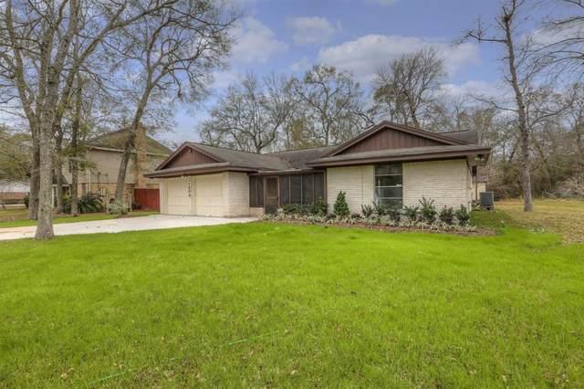 1309 Oak Hollow Drive, Dickinson, TX 77539 (MLS #77541330) :: My BCS Home Real Estate Group
