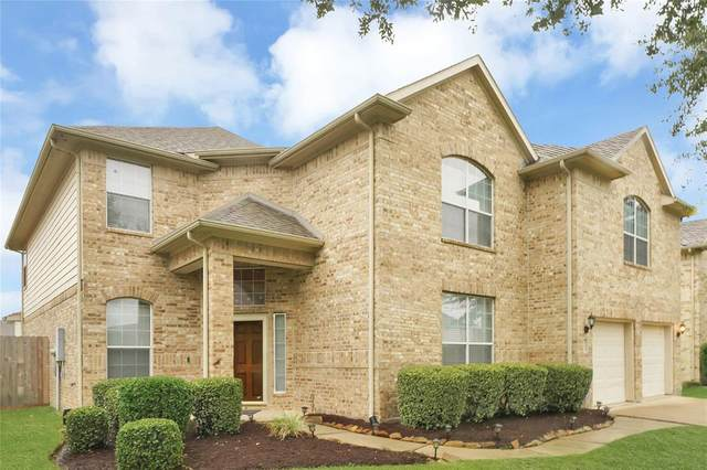 1729 Cypress Meadows Drive, Dickinson, TX 77539 (MLS #77545777) :: Lerner Realty Solutions