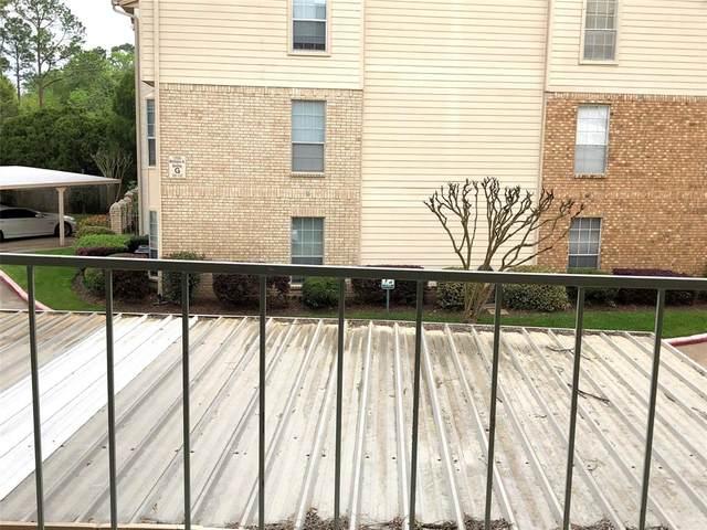 12550 Whittington Drive 8/802, Houston, TX 77077 (MLS #77546180) :: My BCS Home Real Estate Group
