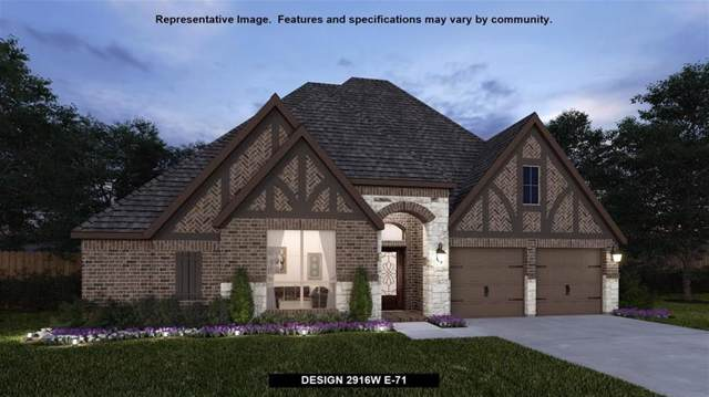 13610 Thunder Stone Lane, Pearland, TX 77584 (MLS #77547231) :: Giorgi Real Estate Group