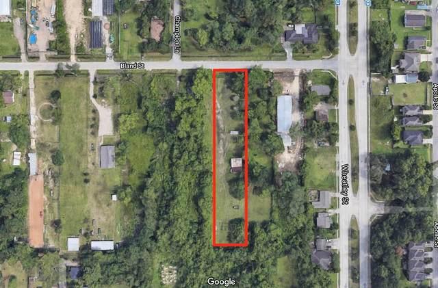 1117 Bland Street, Houston, TX 77091 (MLS #77548083) :: Green Residential