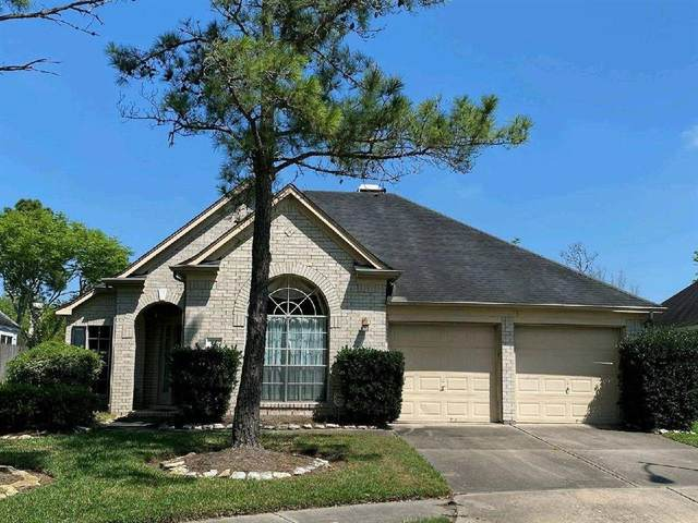 3811 Blossom Ct Court, Pearland, TX 77584 (MLS #77549462) :: The Heyl Group at Keller Williams