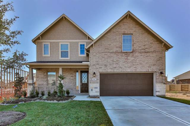 19427 Sorrel Stallion Trail, Tomball, TX 77377 (MLS #77556629) :: The SOLD by George Team