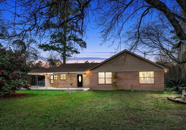 18186 Trails End Road, Conroe, TX 77385 (MLS #7755793) :: Giorgi Real Estate Group