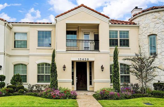 13420 Preston Cliff Court, Houston, TX 77077 (MLS #77558130) :: Texas Home Shop Realty