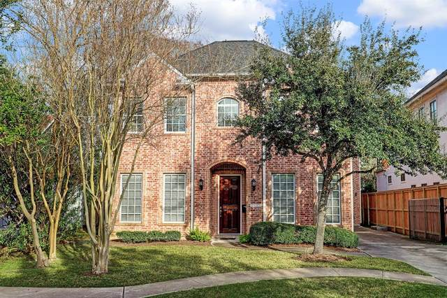 5907 Lake Street, West University Place, TX 77005 (MLS #77560172) :: The Sansone Group
