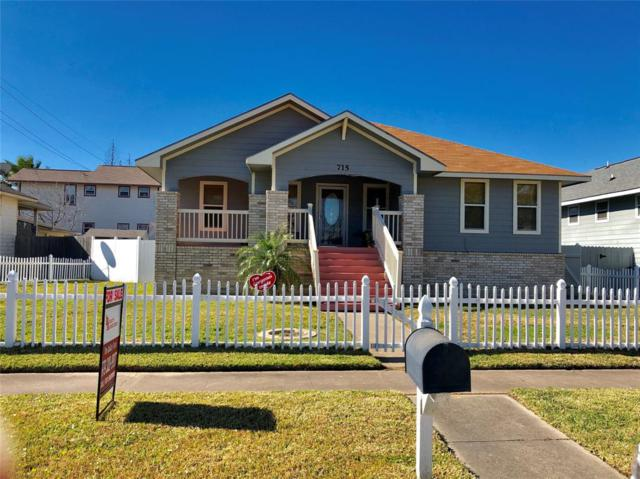 715 31st Street, Galveston, TX 77550 (MLS #77563187) :: Connect Realty