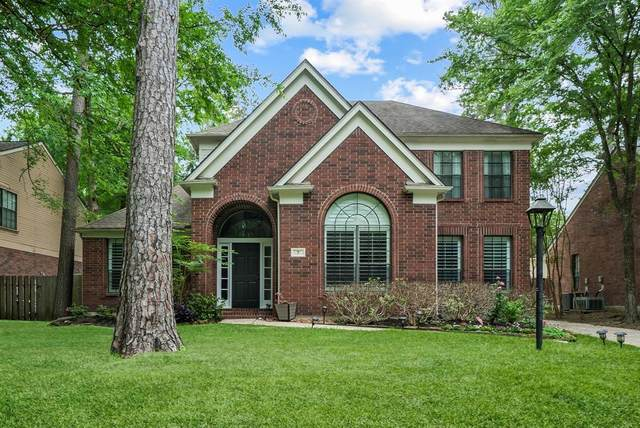 7 Treestar Place, The Woodlands, TX 77381 (MLS #77576394) :: Guevara Backman