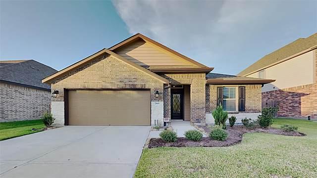 7602 Water Glen Lane, Manvel, TX 77578 (MLS #77600195) :: The Parodi Group