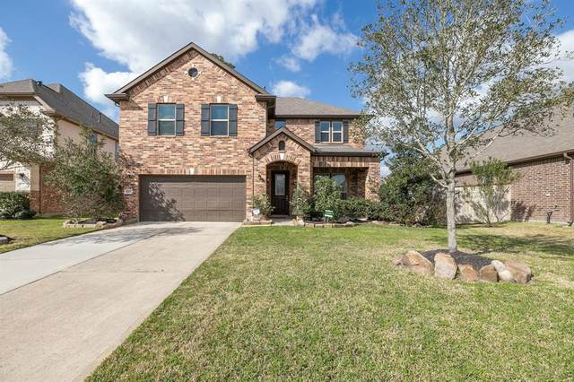 10207 Peeble Trail Court, Humble, TX 77338 (MLS #77613696) :: The SOLD by George Team