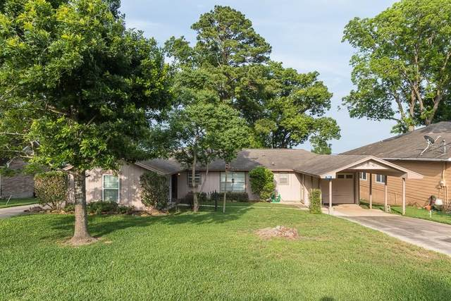 760 High Crest Drive, Point Blank, TX 77364 (MLS #77621053) :: The Heyl Group at Keller Williams