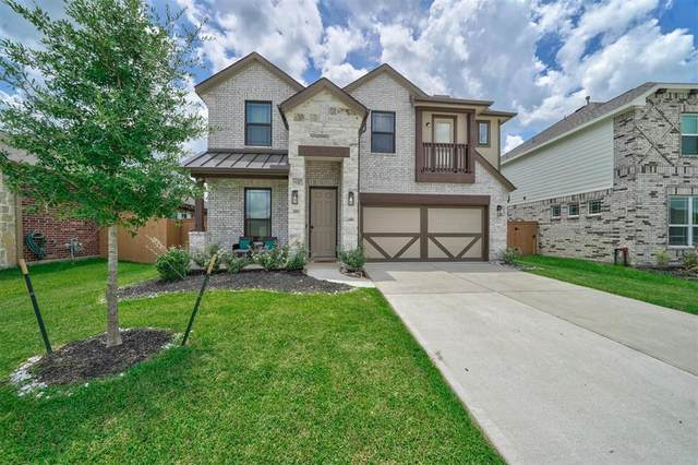 12434 Sabine Point Drive, Humble, TX 77346 (MLS #77621147) :: The Bly Team