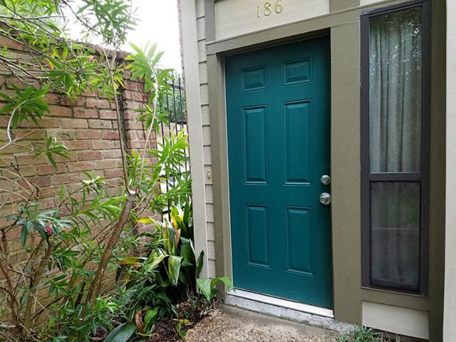 1201 Mcduffie Street #186, Houston, TX 77019 (MLS #77628614) :: Glenn Allen Properties