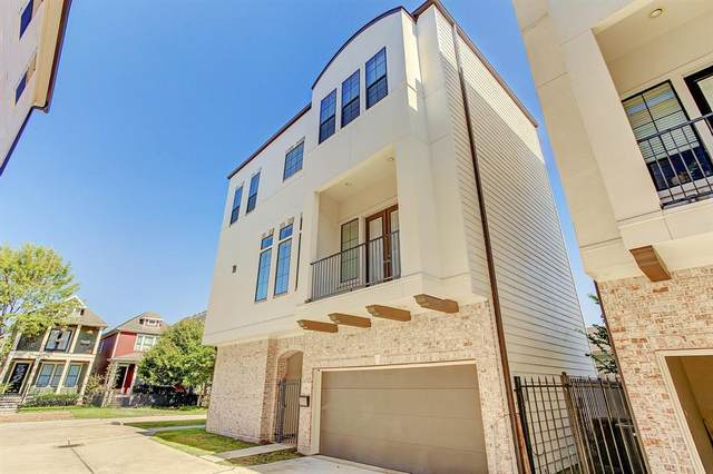 812 W 22nd Street, Houston, TX 77008 (MLS #77631737) :: The SOLD by George Team
