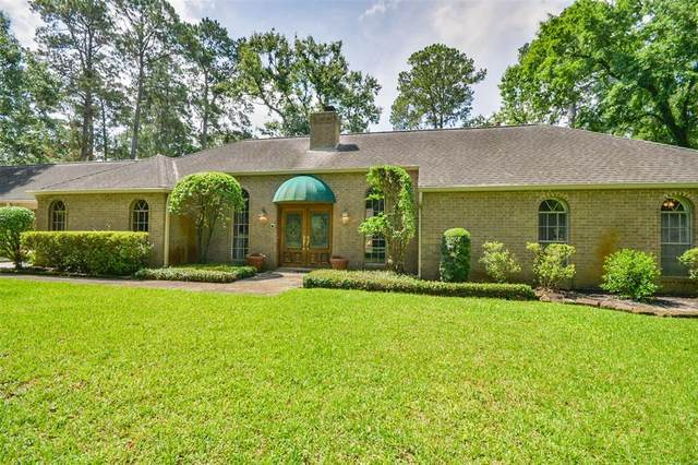 1110 Southern Hills Road, Kingwood, TX 77339 (MLS #77651671) :: The SOLD by George Team