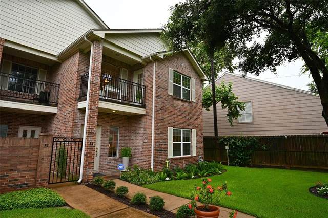 2865 Westhollow Drive #53, Houston, TX 77082 (MLS #77655385) :: The Freund Group