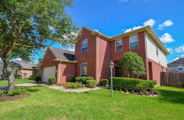 3022 Reindeer Crescent, Missouri City, TX 77459 (MLS #7768693) :: Green Residential